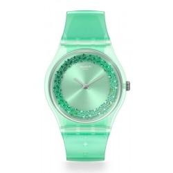 Buy Womens Swatch Watch Gent Amazo-Night GG225