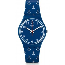Buy Unisex Swatch Watch Gent Anchor Baby GN247