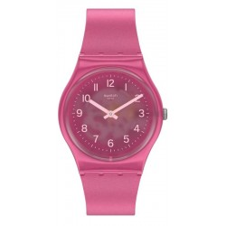 Women's Swatch Watch Gent Blurry Pink GP170