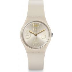 Buy Women's Swatch Watch Gent Sheerchic GT107