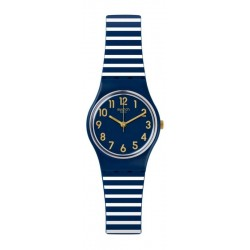 Women's Swatch Watch Lady Ora D'Aria LN153