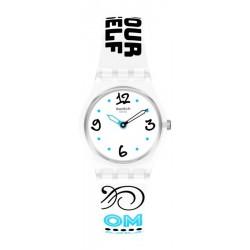 Women's Swatch Watch Lady #Bluefeather LW171