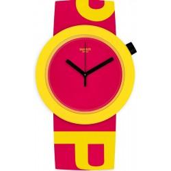 Unisex Swatch Watch POPtastic PNJ100