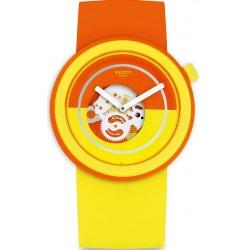 Buy Unisex Swatch Watch POPover PNO100