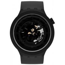 Buy Swatch Watch Big Bold C-Black SB03B100