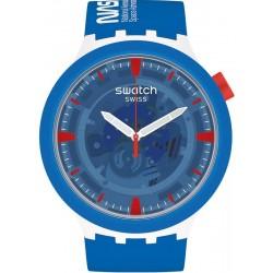 Swatch Watch Big Bold Jumpsuit NASA SB03Z100