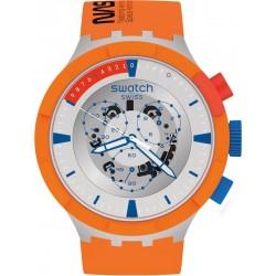 Swatch Watch Big Bold Chrono Launch NASA SB04Z401
