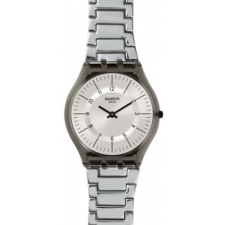 Buy Unisex Swatch Watch Skin Classic Metalmix SFM134G