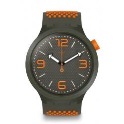 Men's Swatch Watch Big Bold BBBeauty SO27M101