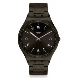 Buy Mens Swatch Watch Skin Irony Skin Suit Black SS07B100G