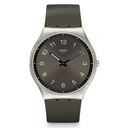 Buy Mens Swatch Watch Skin Irony Skinearth SS07S103