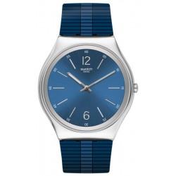 Buy Mens Swatch Watch Skin Irony Bienne By Day SS07S111