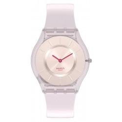Women's Swatch Watch Skin Classic Creamy SS08V101