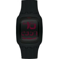 Buy Men's Swatch Watch Digital Touch Night SURB102