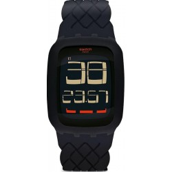 Buy Men's Swatch Watch Digital Touch Tress Code SURB121
