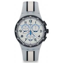 Buy Unisex Swatch Watch Chrono Plastic Mirkolino SUSS401 Chronograph