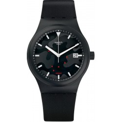 Unisex Swatch Watch Sistem51 Sistem Clouds SUTA401 Automatic