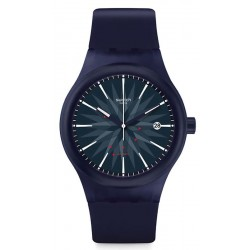 Buy Men's Swatch Watch Sistem51 Sistem Ink SUTN404 Automatic