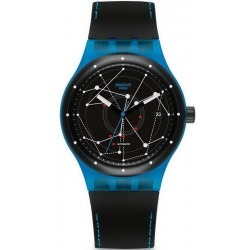 Buy Unisex Swatch Watch Sistem51 Sistem Blue SUTS401 Automatic