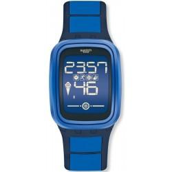 Buy Unisex Swatch Watch Digital Touch Zero One Subzero SUVN101