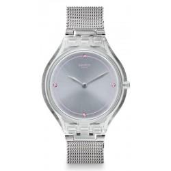 Women's Swatch Watch Skin Regular Skinstones SVOK105M