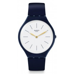 Buy Unisex Swatch Watch Skin Regular Skinblackwall SVON102C