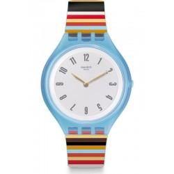 Buy Unisex Swatch Watch Skin Big Skinstripes SVUL100