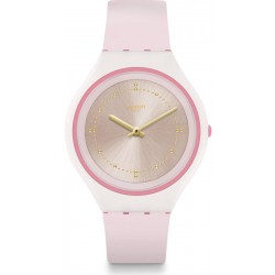 Buy Women's Swatch Watch Skin Big Skinblush SVUP101
