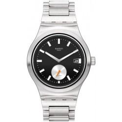 Buy Mens Swatch Watch Irony Sistem51 Orange En Cage SY23S406G Automatic