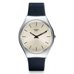 Buy Unisex Swatch Watch Skin Irony Skinazul SYXS115