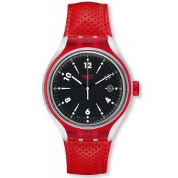 Men's Swatch Watch Irony Xlite Go Jump YES4001