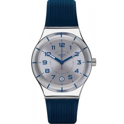 Buy Unisex Swatch Watch Irony Sistem51 Sistem Navy YIS409 Automatic
