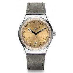 Buy Unisex Swatch Watch Irony Sistem51 Sistem Sand YIS411 Automatic
