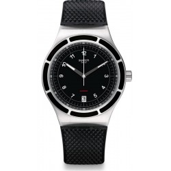 Buy Men's Swatch Watch Irony Sistem51 Sistem Dark YIS413 Automatic