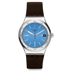 Buy Men's Swatch Watch Irony Sistem51 Classic Lines YIZ405 Automatic