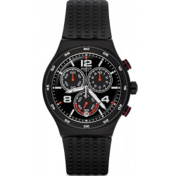Men's Swatch Watch Irony Chrono Destination Shanghai YVB404 Chronograph