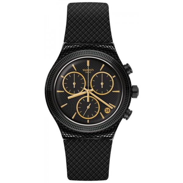 Buy Unisex Swatch Watch Irony Chrono Crazy For Precious YVB408 Chronograph