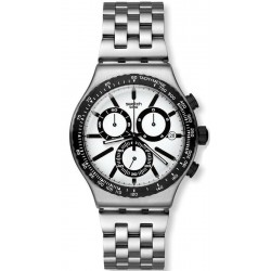 Men's Swatch Watch Irony Chrono Destination Rotterdam YVS416G Chronograph