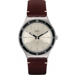 Buy Men's Swatch Watch Irony Big Classic Four Stitches YWS423