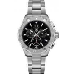 Buy Tag Heuer Aquaracer Men's Watch CAY1110.BA0927 Quartz Chronograph