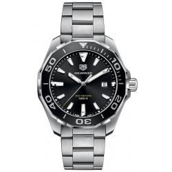 Buy Tag Heuer Aquaracer Men's Watch WAY101A.BA0746 Quartz