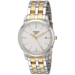 Buy Men's Tissot Watch Classic Dream T0334102201101 Quartz