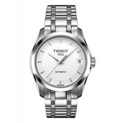 Buy Women's Tissot Watch T-Classic Couturier Automatic T0352071101100
