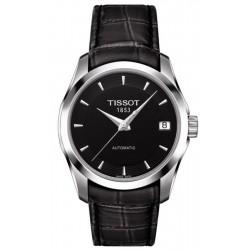 Women's Tissot Watch T-Classic Couturier Automatic T0352071605100