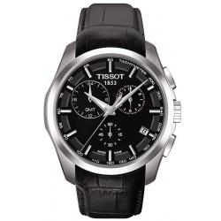 Men's Tissot Watch T-Classic Couturier GMT T0354391605100 Cronograph