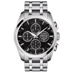 Buy Men's Tissot Watch Couturier Automatic Chronograph T0356141105101