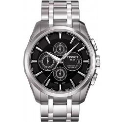 Men's Tissot Watch Couturier Automatic Chronograph T0356271105100