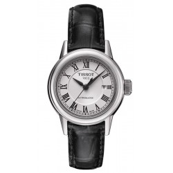 Buy Women's Tissot Watch T-Classic Carson Automatic T0852071601300