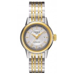 Buy Women's Tissot Watch T-Classic Carson Automatic T0852072201100