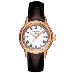Buy Women's Tissot Watch T-Classic Carson Quartz T0852103601300